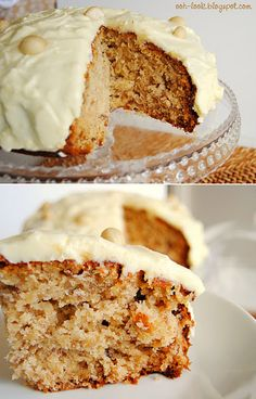 Hummingbird Cake. I'm attracted mainly by the name of it, to be honest.