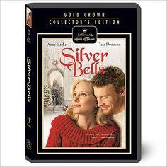 Silver Bells Hallmark Hall Of Fame DVD Movie. Item# DVD1410