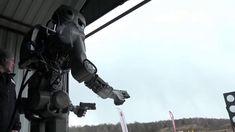 Russian Robot FEDOR Learns To Shoot Glocks