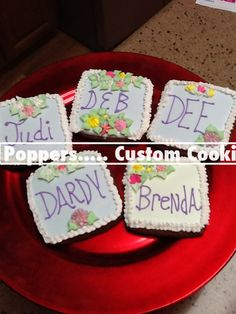 #Decorated #Cookies
