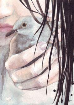ilustración de  Helga McLeod