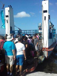 #ometepe #ferry