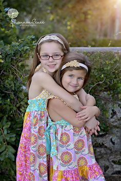 Sisters Photo Session - Shannon Renee Photography