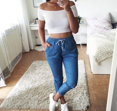 hype nd luxury Winter Fashion Outfits, Look Fashion, Teen Fashion, Summer Outfits, Womens Fashion, Teenage Girl Outfits, Cute Casual Outfits, Outfit Goals, Polyvore Outfits