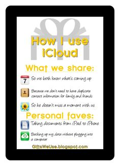 What iCloud can do to work for your family