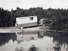 Waikato River, 1938