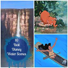 10 Best Disney Water Scenes