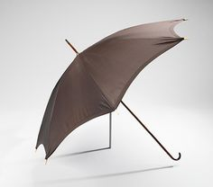 Parasol  Date:ca. 1790 Culture:American Medium:silk, metal, wood, baleen, ivory Accession Number:2009.300.2581
