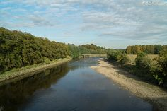 View of River Ribble