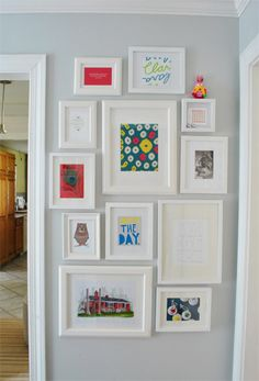 Picture Frame Design Ideas 25 best ideas about hanging picture frames on pinterest hanging pic picture frame arrangements and collage picture frames Holiday Art Ideas