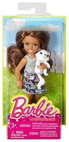 Barbie Chelsea & Friends cat fun DGX37 *new* #Mattel