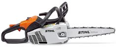 """Chainsaw Carving Tools: STIHL MS192C CARVING CHAINSAW: -Bar: STIHL DUROMATIC® C.  - Chain ¼"""" OILOMATIC® STIHL RAPID™ Micro™ Special (RMS) Carving Chain. - Sprocket: STIHL 1/4"""" 8T Spur Sprocket for CARVING - Special Oil Pump Gear (fit with 1/4 sprocket)"""