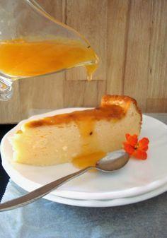Tarta de Yogur Griego (Thermomix)