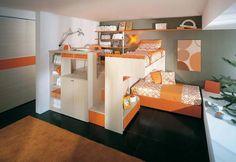 dětský pokoj pro dva