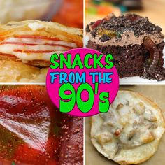 Snacks From The 90's You Can Make at Home by Tasty