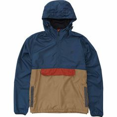 Zine Shiloh Red Pullover Packable Windbreaker | Shiloh ...
