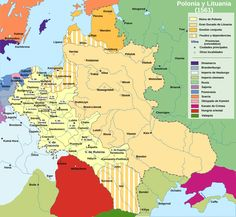 Poland and Lithuania in 1561