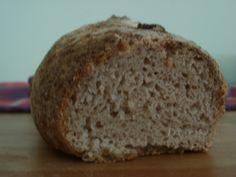 Gluten Free, Vegan Sourdough Bread - Sorghum, Rice and Quinoa Gluten Free Sourdough Bread, Vegan Gluten Free, Quinoa, Healthy Eating, Rice, Vegetarian, Homemade, Ditsy, Baking