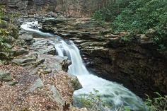 5. Nay Aug Falls