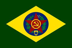 Anarchism, Alternate History, Text Posts, Flags, Brazil, World Flags, Brazil Flag, Counter, Countries