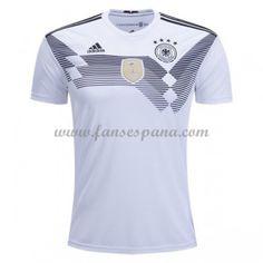 a59dcc29ed622 Camisetas De Futbol Selección Alemania Copa Mundial 2018 Primera Equipación