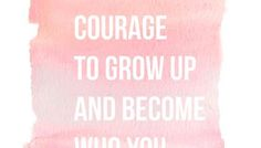 Free Printable: It Takes a Lot of Courage