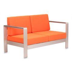 Zuo Cosmopolitan Sofa Collection - BedBathandBeyond.com