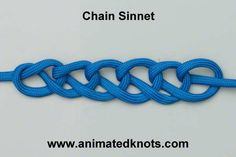 Animation on all kinds of knots. Great for jewelry making!