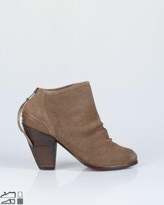 Ghete Barbra din piele naturala - Miniprix Booty, Shoes, Fashion, Moda, Swag, Zapatos, Shoes Outlet, Fashion Styles, Fasion