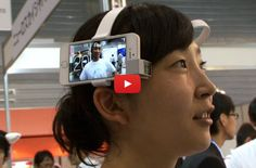 VIDEO:  Use your brain to take pictures whenever you want #braininterface #futuretrends #iPhone #Android #smartphone #tech #wearabletechnology #technology