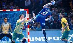 Blog Esportivo do Suíço: França arrasa o Brasil na estreia do Mundial de Handebol