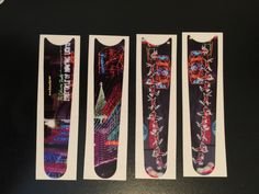 """Love the Osborne Lights? Us too! Get these bands in our Cover Bands store at DVCCentral.com. In the """"Fashion"""" category! Cover Bands are waterproof, removable decals for your Magicbands!"""