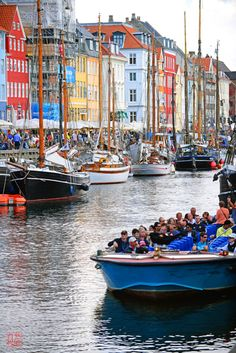 Nyhavn, Port of a Thousand Colors - Inusualia