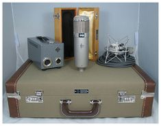 Vintage Neumann U47. One day it will be mine. Oh, yes - it will be mine.