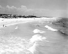 Florida Memory - Surf at Navarre Beach