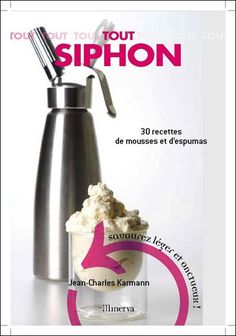 All about siphon + recipes Biscuit Dough Recipes, Homemade Brioche, Base, Fresh Herbs, Brunch, Food And Drink, Appetizers, Cooking, Desserts