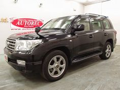 Japanese vehicles to the world: 2008 Good month Landcruiser AX 4WD for Kenya to Mo...