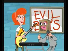 AND another top favorite song from the show!    Phineas and Ferb Music Video - E.V.I.L. B.O.Y.S - Number 6