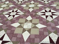 En Provence, 2016 Bonnie Hunter Mystery Quilt
