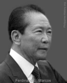 Dec 30,1965 – Ferdinand Marcos becomes President of the Philippines | PHILIPPINE PRESIDENTS & VICE-PRESIDENTS LIST