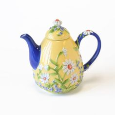 temp-tations® Figural Floral Tea Pot :: temp-tations® by Tara
