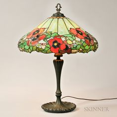 Mosaic glass poppy table lamp attributed to wilkinson sale mosaic glass poppy table lamp attributed to wilkinson sale number 2692b lot number 138 skinner auctioneers tiffany lamps pinterest mosaic glass aloadofball Gallery