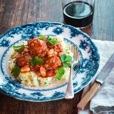 Tasty Spanish Meatballs By Nadia Lim