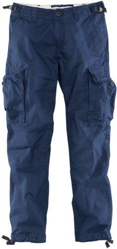Cargo Pant (Blue)