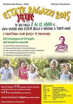 Estate Ragazzi 2015 - Oulx