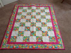Quilt by mommomsquilts on Etsy
