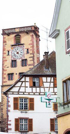 Ribeauvillé, Alsace,