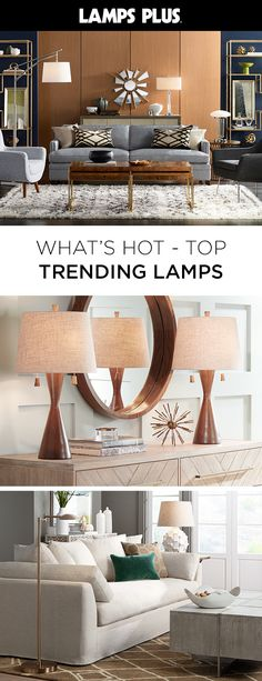 Find trending styles, designer brands, and unbeatable pricing on lamps at Lamps Plus. Living Room Modern, My Living Room, Interior Design Living Room, Living Room Designs, Living Room Decor, Bedroom Decor, Design Bedroom, Home Remodeling, Family Room