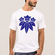 the family crest of the Minamoto T-Shirt