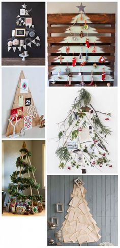 Pin It   Clockwise from top left // 1 | 2 | 3 | 4 | 5 | 6 | Let's face it- when it comes to Christmas...